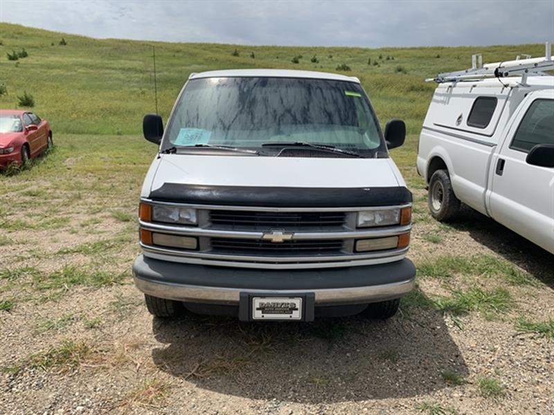 1997 Chevrolet Chevy Van 3dr G3500 Extended Cargo Van - Chamberlain SD
