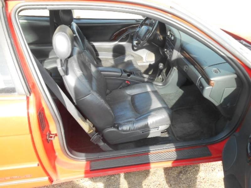 1999 Chevrolet Monte Carlo Z34 2dr Coupe - Chamberlain SD