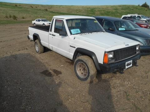 1989 Jeep Comanche for sale in Chamberlain, SD