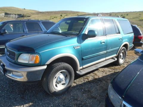 1997 Ford Expedition for sale in Chamberlain, SD