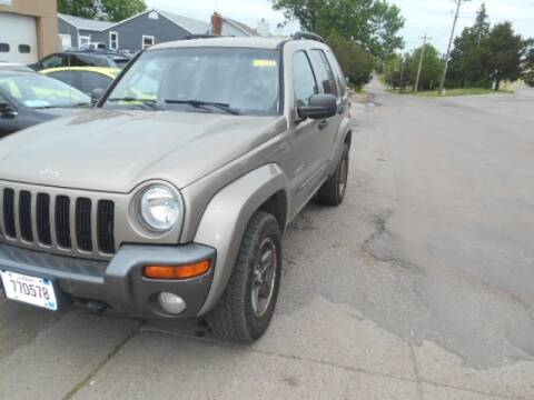 2004 Jeep Liberty Sport for sale at Daryl's Auto Service in Chamberlain SD