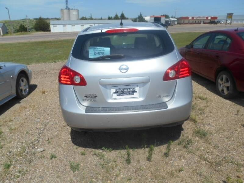 2008 Nissan Rogue AWD S Crossover 4dr - Chamberlain SD