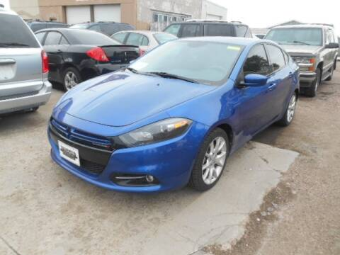 2013 Dodge Dart Rallye for sale at Daryl's Auto Service in Chamberlain SD