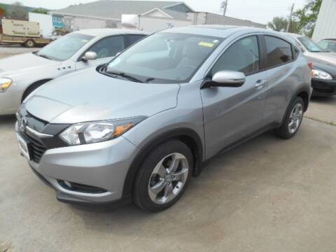 2017 Honda HR-V EX for sale at Daryl's Auto Service in Chamberlain SD