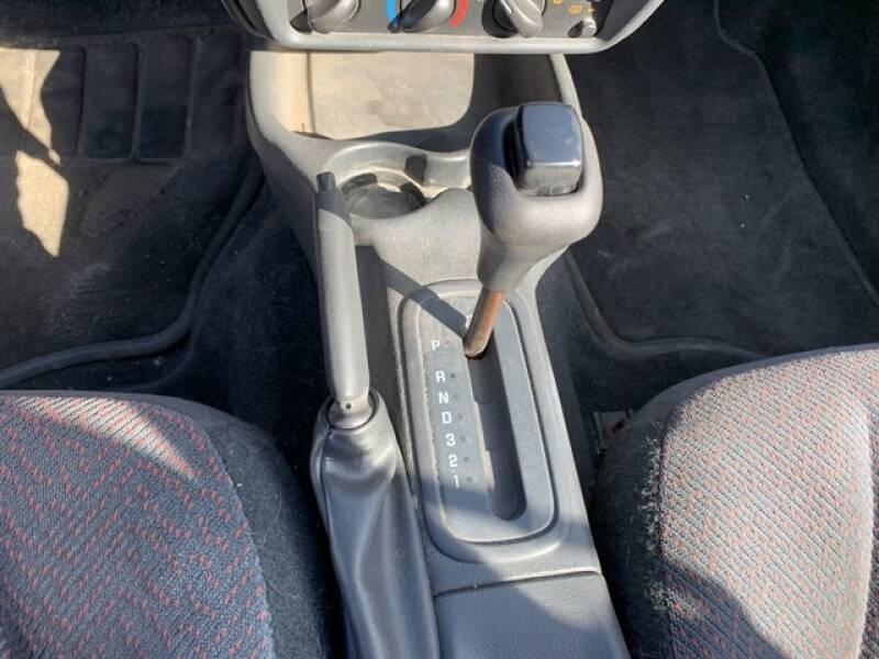 2000 Chevrolet Cavalier Z24 2dr Coupe - Chamberlain SD