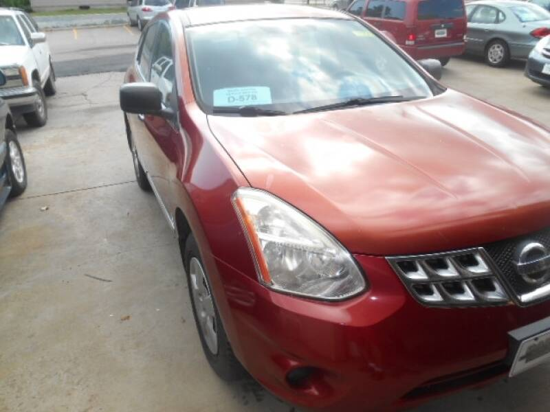 2011 Nissan Rogue AWD S 4dr Crossover - Chamberlain SD