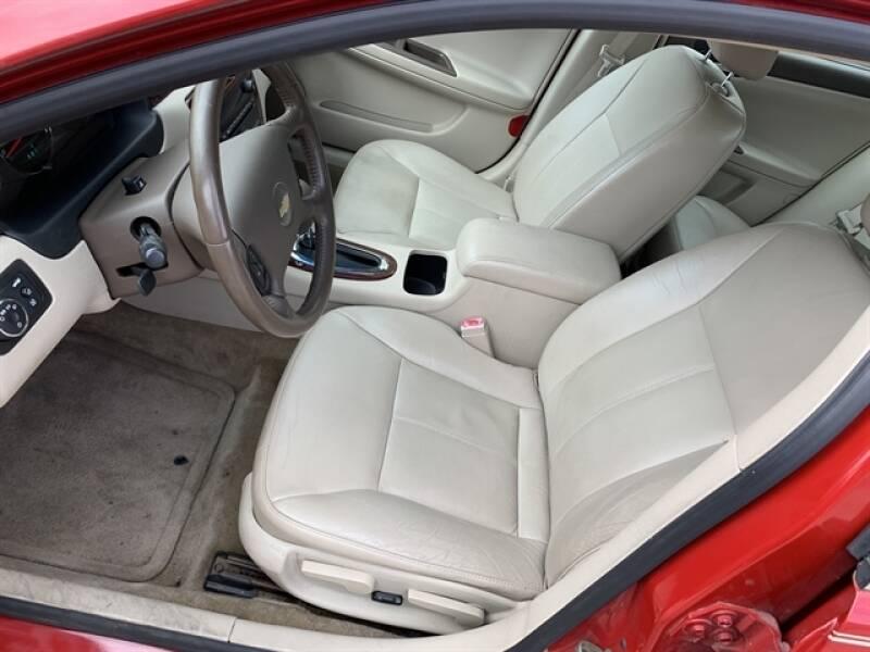 2008 Chevrolet Impala LT 4dr Sedan - Chamberlain SD