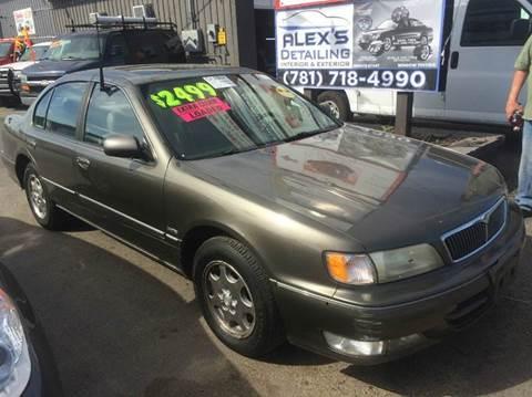 1999 Infiniti I30 for sale in Lynn, MA