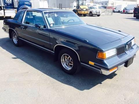 1988 Oldsmobile Cutlass Supreme for sale in Lynn, MA