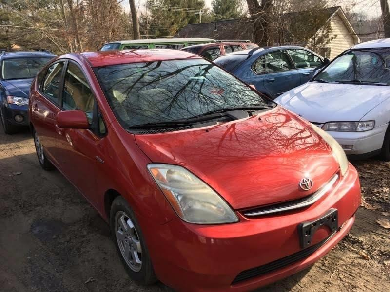 2006 Toyota Prius for sale at EAST GRANBY MOTORS in East Granby CT