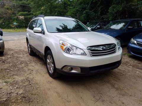 2010 Subaru Outback for sale in East Granby, CT