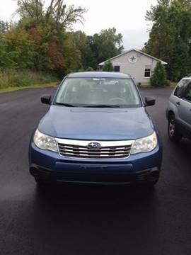 2009 Subaru Forester for sale in East Granby, CT