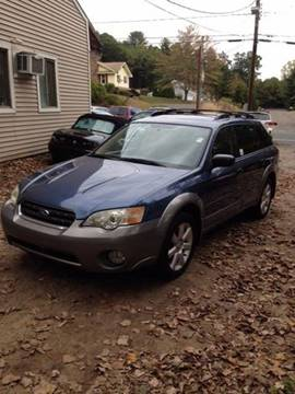 2006 Subaru Outback for sale in East Granby, CT
