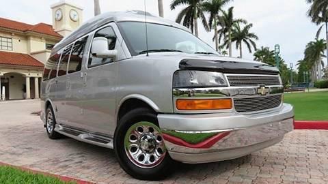 2009 Chevrolet Express Cargo for sale in Boca Raton, FL