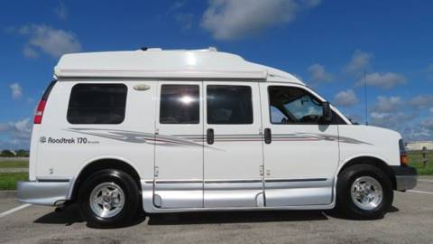 2011 Chevrolet Express Cargo for sale in Boca Raton, FL