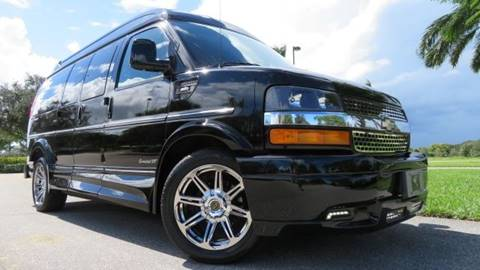 2015 Chevrolet Express Cargo for sale in Boca Raton, FL