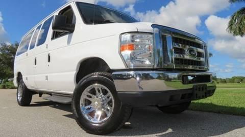 2011 Ford E-Series Wagon for sale in Boca Raton, FL