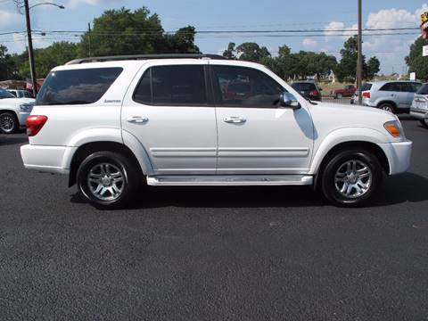 2007 Toyota Sequoia for sale in Marshall, TX