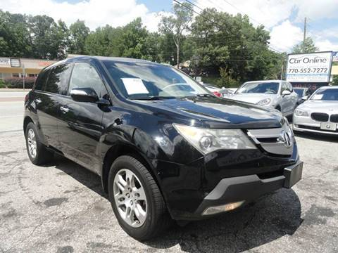 2008 Acura MDX for sale in Roswell, GA