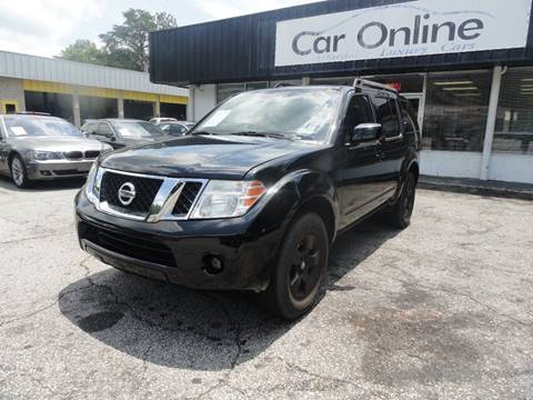 2008 Nissan Pathfinder for sale in Roswell, GA