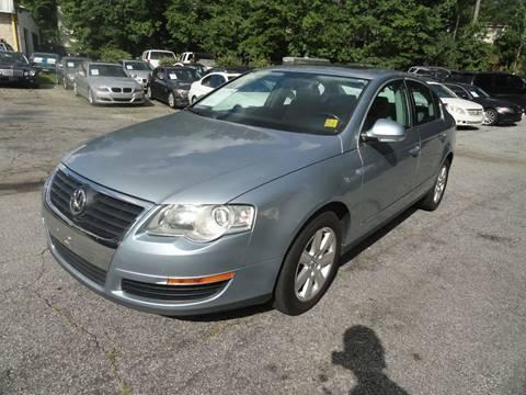 2006 Volkswagen Passat for sale at Car Online in Roswell GA