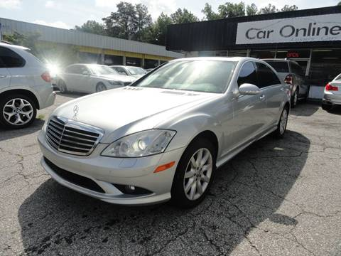 2007 Mercedes-Benz S-Class for sale in Roswell, GA
