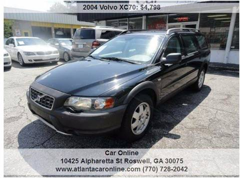 2004 Volvo XC70 for sale in Roswell, GA