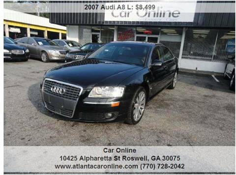 2007 Audi A8 L for sale in Roswell, GA