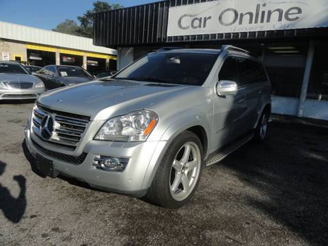 Mercedes benz gl class for sale in roswell ga for Mercedes benz roswell