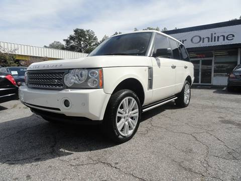 2009 Land Rover Range Rover for sale in Roswell, GA
