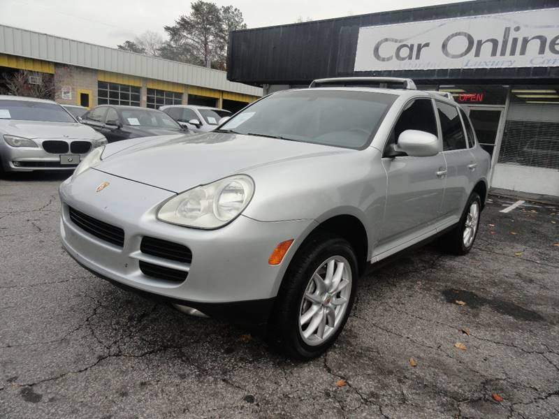 Porsche Used Cars Car Warranties For Sale Roswell Car Online