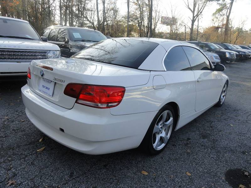 Bmw Series I Dr Convertible In Roswell GA Car Online - Bmw 328i hardtop convertible