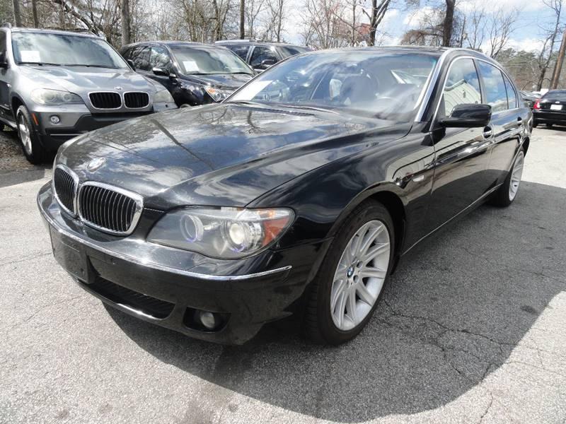 BMW Series For Sale CarGurus - 2009 bmw 745li