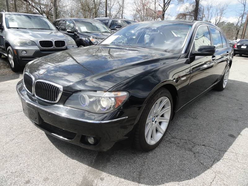BMW Series For Sale In Atlanta GA CarGurus - 2009 bmw 745