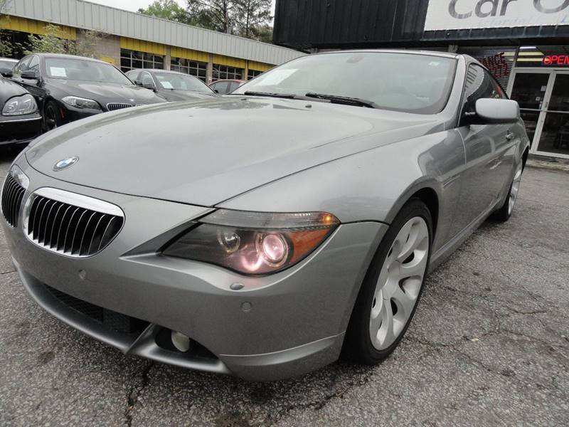 2005 bmw 6 series 645ci 2dr coupe in roswell ga car online. Black Bedroom Furniture Sets. Home Design Ideas