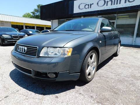 2003 Audi A4 For Sale Carsforsale