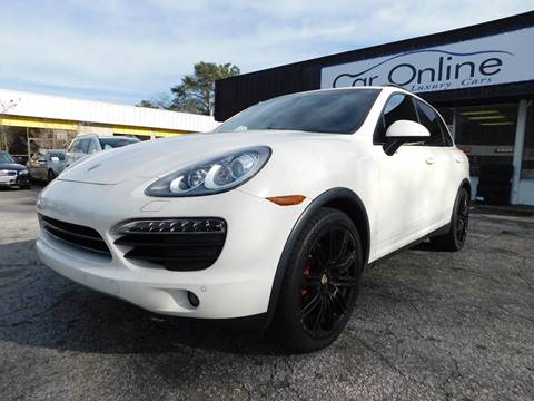 2012 Porsche Cayenne for sale in Roswell, GA