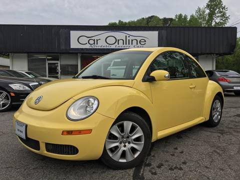 2008 Volkswagen New Beetle for sale in Roswell, GA