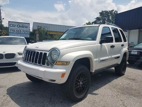 2005 Jeep Liberty for sale in Roswell, GA