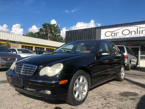 2001 Mercedes-Benz C-Class for sale in Roswell, GA