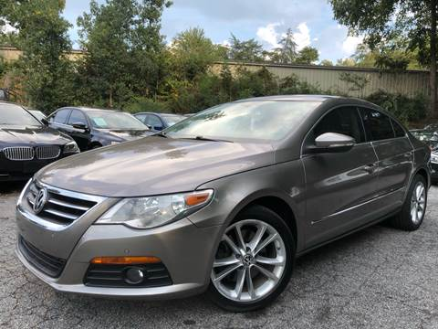 2009 Volkswagen CC for sale in Roswell, GA