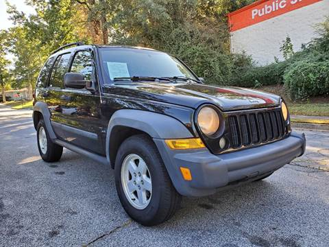 2007 Jeep Liberty for sale in Roswell, GA