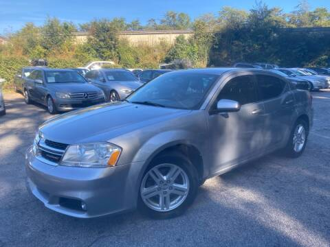 2013 Dodge Avenger for sale at Car Online in Roswell GA