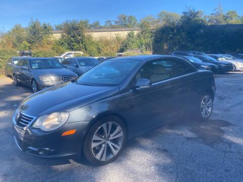 2008 Volkswagen Eos for sale at Car Online in Roswell GA