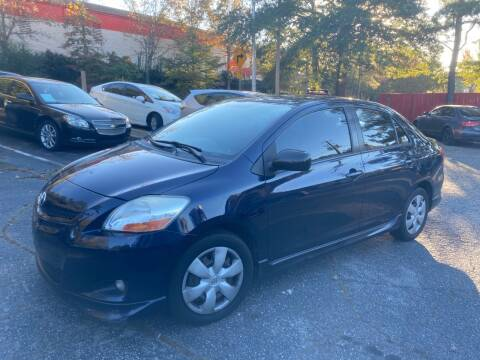 2007 Toyota Yaris for sale at Car Online in Roswell GA