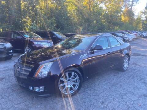 2009 Cadillac CTS for sale at Car Online in Roswell GA
