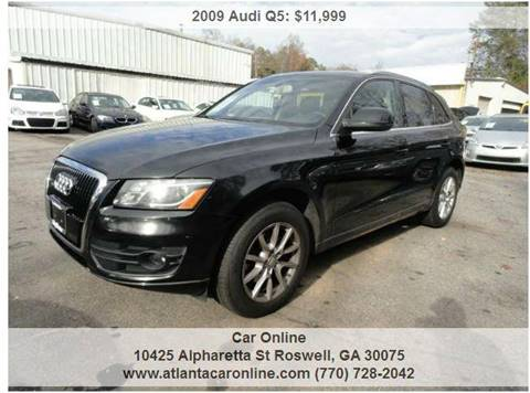 2009 Audi Q5 for sale in Roswell, GA