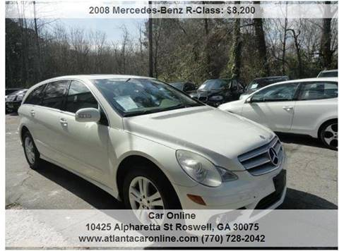 2008 Mercedes-Benz R-Class for sale in Roswell, GA