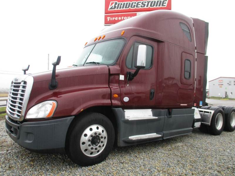 2014 Freightliner Cascadia for sale at ROAD READY SALES INC in Richmond IN