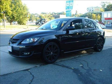 2008 Mazda MAZDASPEED3 for sale at Circle Auto Sales in Revere MA
